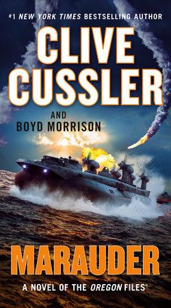 Marauder by Boyd Morrison,Clive Cussler