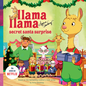 Llama Llama Secret Santa Surprise