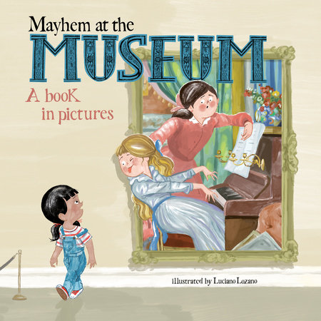 Mayhem at the Museum by