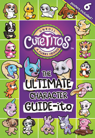 Cutetitos: The Ultimate Character Guide-ito by Marilyn Easton