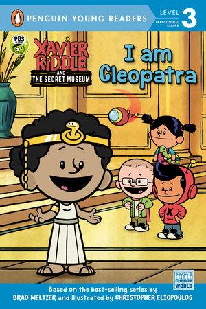 I Am Cleopatra by Brooke Vitale