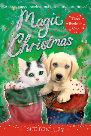 Magic Christmas by Sue Bentley