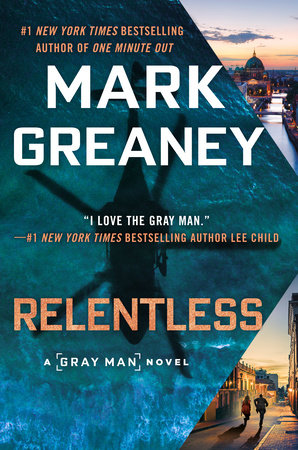Relentless by Mark Greaney