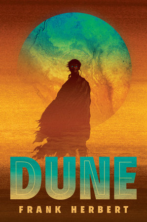 Dune Book Cover Picture
