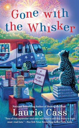 Gone with the Whisker by Laurie Cass