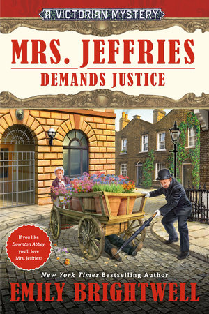 Mrs. Jeffries Demands Justice by Emily Brightwell