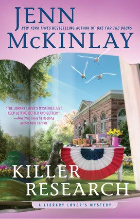 Killer Research by Jenn McKinlay