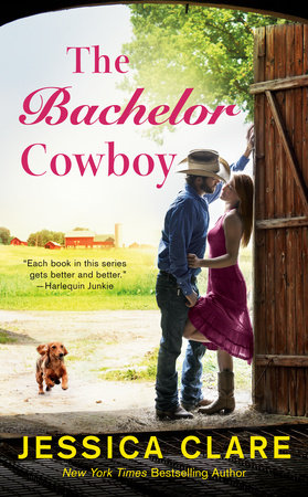 The Bachelor Cowboy by Jessica Clare