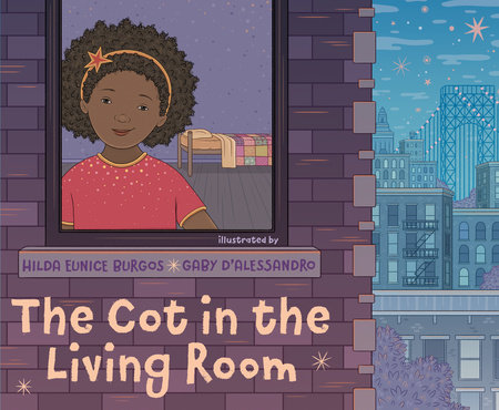 The Cot in the Living Room by Hilda Eunice Burgos