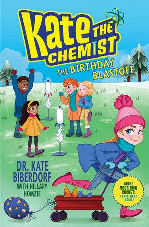 The Birthday Blastoff by Kate Biberdorf
