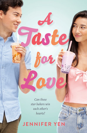 A Taste for Love by Jennifer Yen