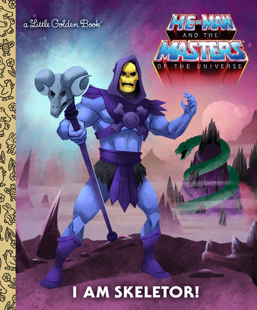 I Am Skeletor! (He-Man) by Frank Berrios