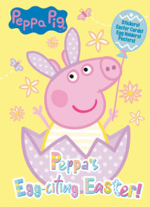 Peppa's Egg-citing Easter! (Peppa Pig)