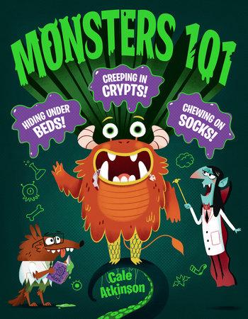Monsters 101 by Cale Atkinson