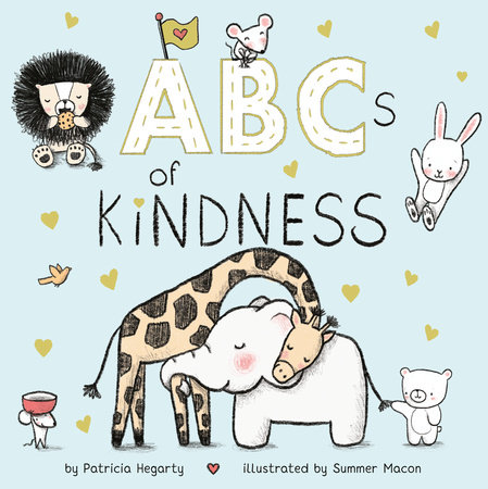 ABCs of Kindness by Patricia Hegarty