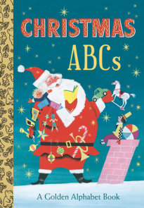 Christmas ABCs: A Golden Alphabet Book
