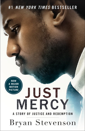 Book Cover: Just Mercy by Bryan Stevenson