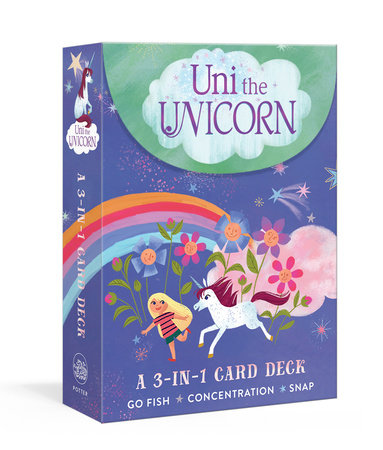 Uni the Unicorn: A 3-in-1 Card Deck by Amy Krouse Rosenthal