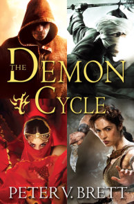 The Demon Cycle 5-Book Bundle