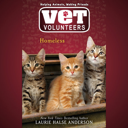 Homeless #2 by Laurie Halse Anderson
