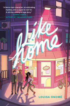 Like Home by Louisa Onome