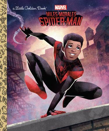 Miles Morales (Marvel Spider-Man) by Frank Berrios