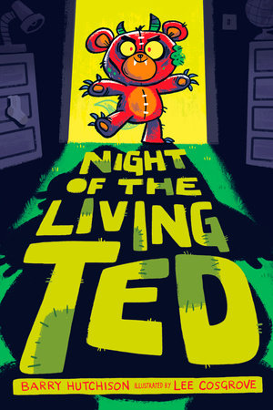 Night of the Living Ted by Barry Hutchison