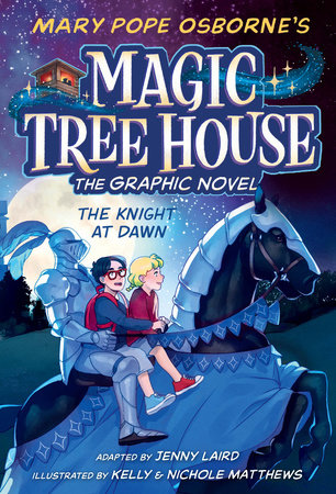 The Knight at Dawn Graphic Novel by Mary Pope Osborne