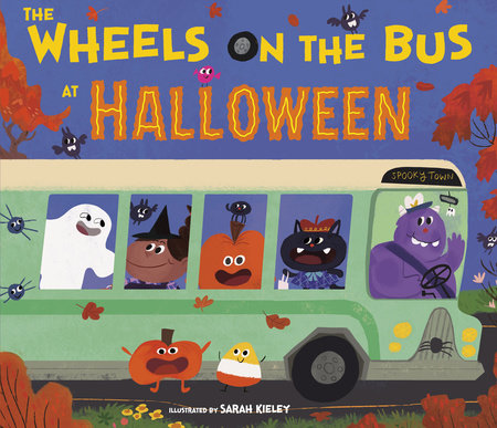 The Wheels on the Bus at Halloween by