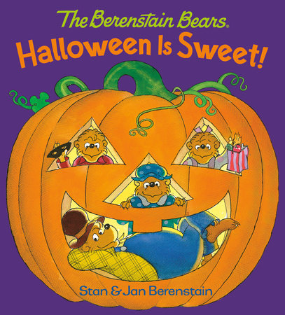 Halloween is Sweet (The Berenstain Bears) by Stan Berenstain and Jan Berenstain