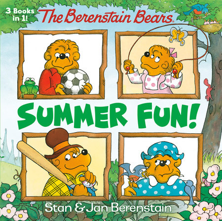 The Berenstain Bears Summer Fun! (The Berenstain Bears) by Stan Berenstain and Jan Berenstain
