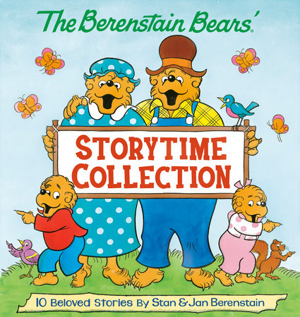 The Berenstain Bears' Storytime Collection (The Berenstain Bears) by Stan Berenstain and Jan Berenstain