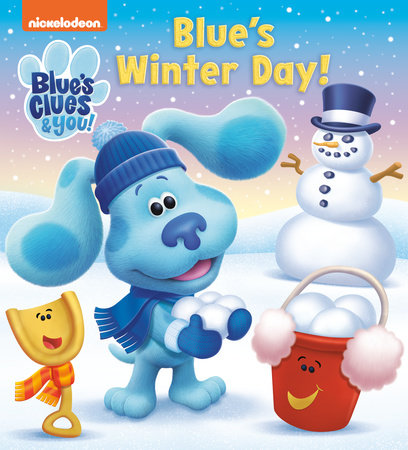 Blue's Winter Day! (Blue's Clue & You) by Random House