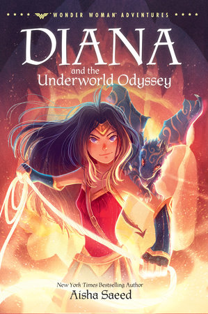 Diana and the Underworld Odyssey by Aisha Saeed