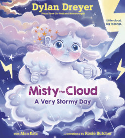 Misty the Cloud: A Very Stormy Day