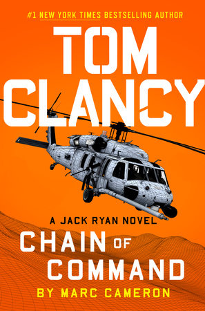 Tom Clancy Chain of Command by Marc Cameron