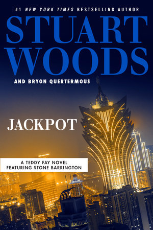 Jackpot by Stuart Woods and Bryon Quertermous