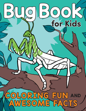 Bug Book for Kids by Katie Henries-Meisner