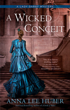 A Wicked Conceit by Anna Lee Huber