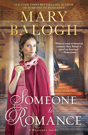 Someone to Romance by Mary Balogh