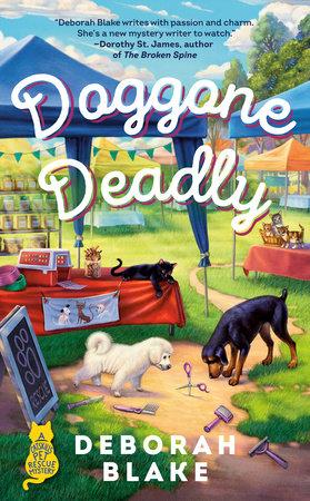 Doggone Deadly by Deborah Blake