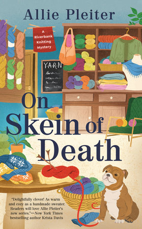 On Skein of Death by Allie Pleiter