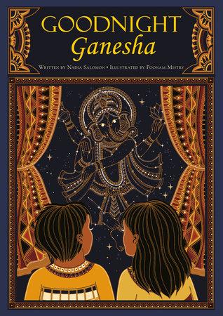 Goodnight Ganesha by Nadia Salomon