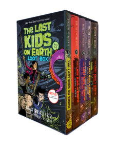 The Last Kids on Earth Loot Box