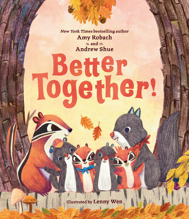 Better Together! by Amy Robach and Andrew Shue