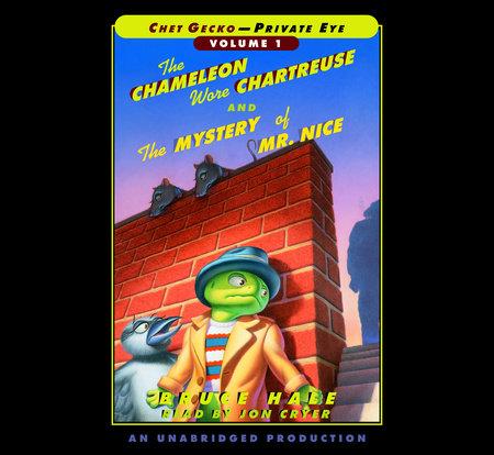 Chet Gecko, Private Eye Volume 1