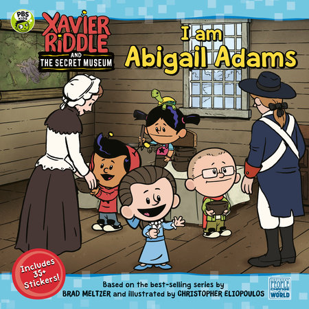 I Am Abigail Adams by Gabriella DeGennaro