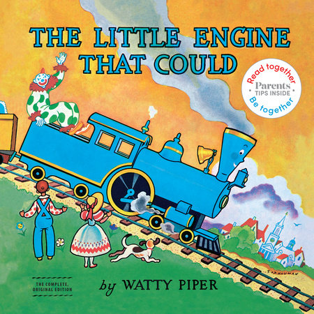 The Little Engine That Could: Read Together Edition by Watty Piper