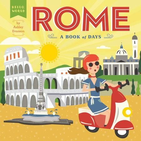 Rome by Ashley Evanson