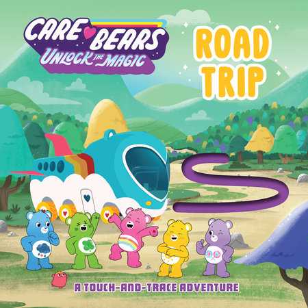 Road Trip: A Touch-and-Trace Adventure by Penguin Young Readers Licenses